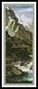 The Wetterhorn Bookmark - Cross Stitch Chart