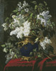 White Lilacs - Cross Stitch Chart