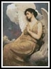 Winged Figure - Cross Stitch Chart