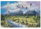 Wings over the Valley - Cross Stitch Chart