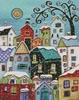 Winter City - Cross Stitch Chart