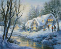 Winter Frolic - Cross Stitch Chart