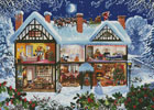 Winter House - Cross Stitch Chart