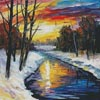 Winter (Large) - Cross Stitch Chart