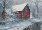 Winter Magic (Crop) - Cross Stitch Chart
