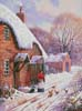 Winter on the Farm - Cross Stitch Chart