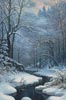 Winter Pose - Cross Stitch Chart
