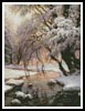 Winter Sunrise - Cross Stitch Chart