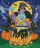 Witches Brew - Cross Stitch Chart