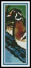 Wood Duck Bookmark - Cross Stitch Chart