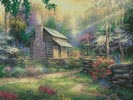 Woodland Oasis - Cross Stitch Chart