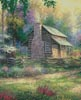 Woodland Oasis (Crop) - Cross Stitch Chart