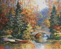 Woodland Splendor - Cross Stitch Chart