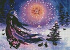 Yuletide - Cross Stitch Chart